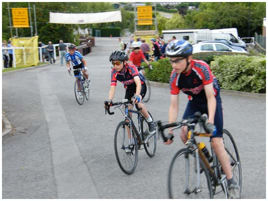 Stratford CC junior Racing