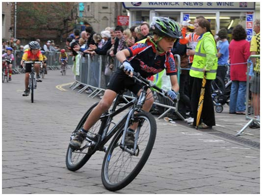 Warwick Town Centre Races