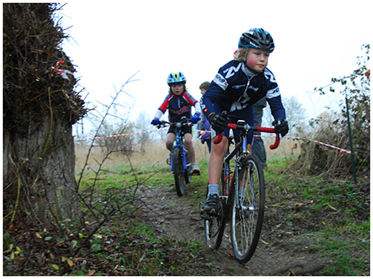 Stratfordd CC Juniors Cyclo Cross
